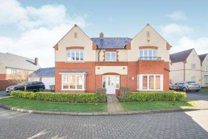 5 Bedrooms Detached House for sale in Magnolia Gardens, Almondsbury, Bristol, Gloucestershire