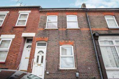 2 Bedrooms Terraced House for sale in Kingsland Road, Luton, Bedfordshire