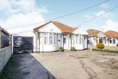 2 Bedrooms Bungalow for sale in Gloucester Road, Patchway, Bristol, Patchway