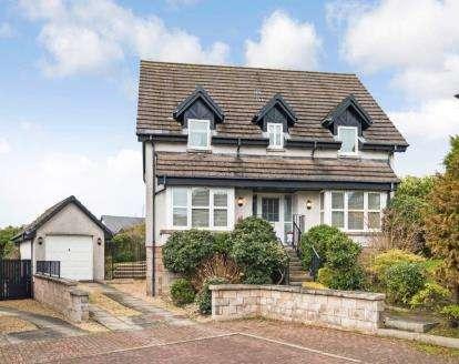 4 Bedrooms Detached House for sale in Hauplands Way, West Kilbride