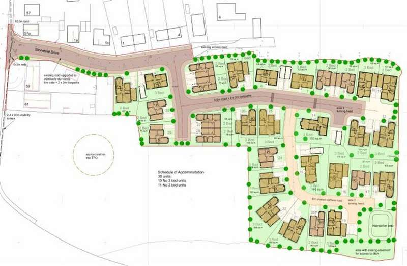 Land Commercial for sale in London Road, Little Clacton