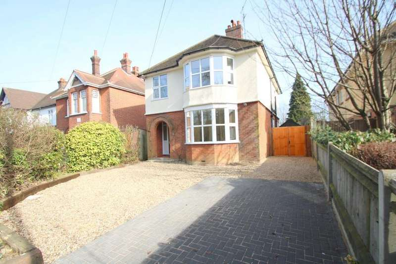 4 Bedrooms Detached House for sale in Courtauld Road Braintree