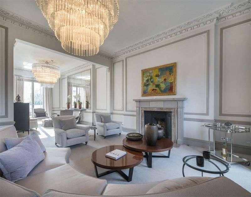 7 Bedrooms Terraced House for sale in Hanover Terrace, Regent's Park, London, NW1