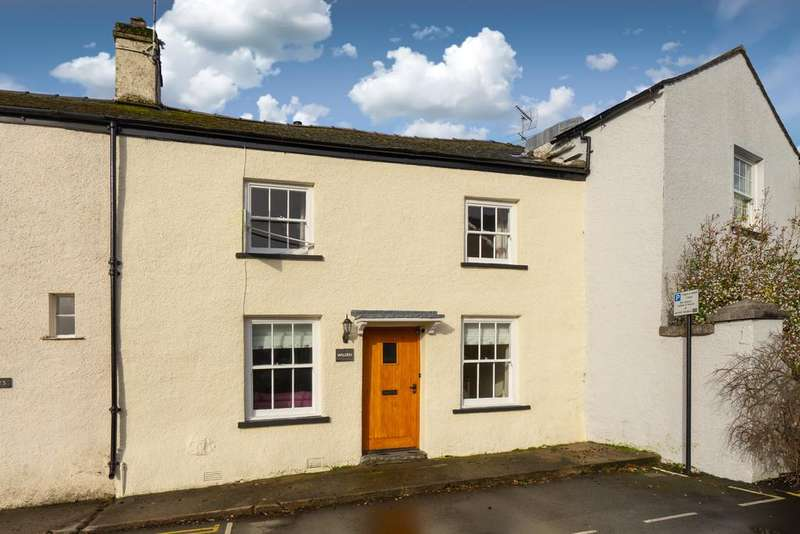 4 Bedrooms Terraced House for sale in Waldon, Barn Garth, Cartmel, Grange over Sands, Cumbria, LA11 6PP