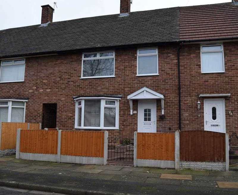 3 Bedrooms Property for sale in Harland Green, Liverpool, L24 6SY