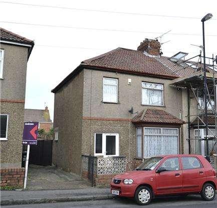 3 Bedrooms Semi Detached House for sale in Toronto Road, Horfield, Bristol, BS7 0JP