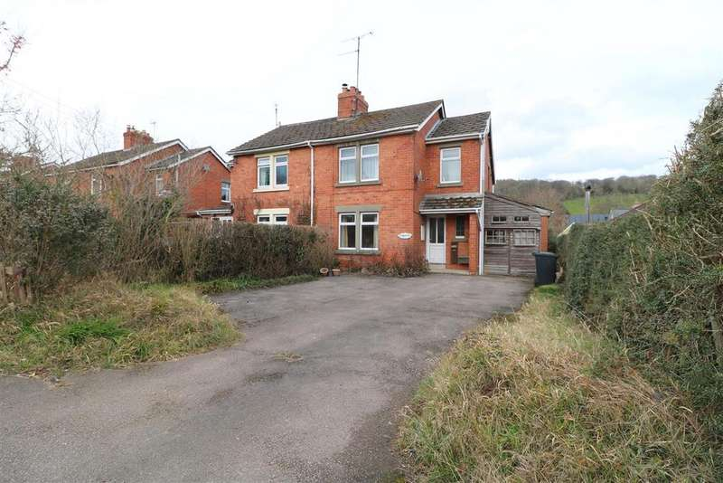 3 Bedrooms Semi Detached House for sale in Church Road, Longhope