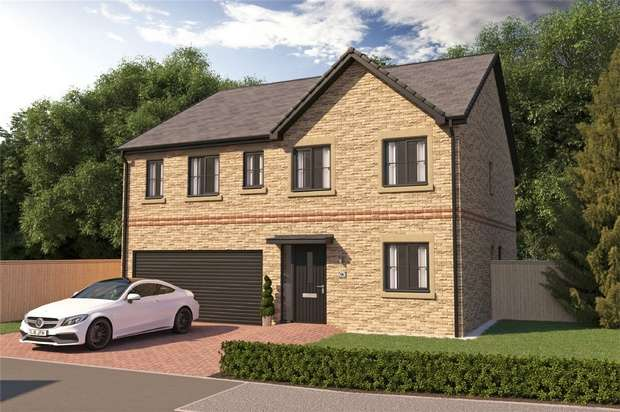 5 Bedrooms Detached House for sale in THE HEADLAM PLOT 19 - STUNNING VIEWS, Salters Lane, Sedgefield, Durham