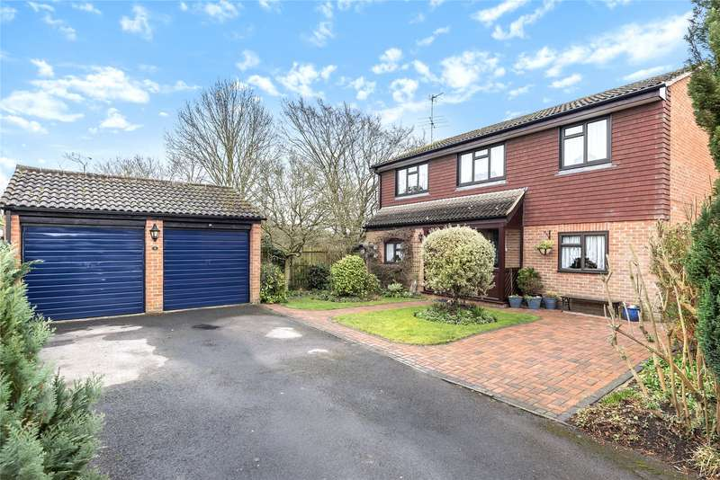 4 Bedrooms House for sale in Bridges Close, Wokingham, Berkshire, RG41