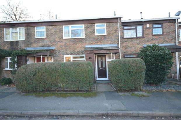 3 Bedrooms Terraced House for sale in Elizabeth Close, Bracknell, Berkshire