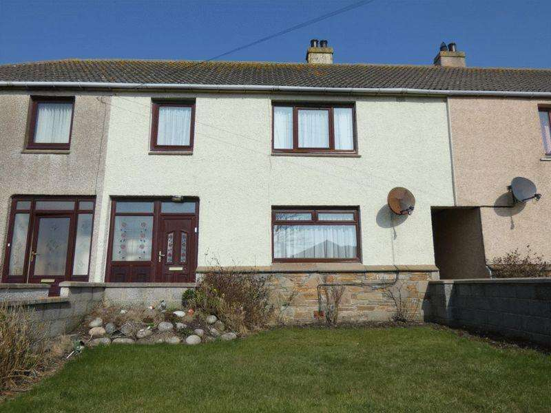 3 Bedrooms Terraced House for sale in School Place, Thurso