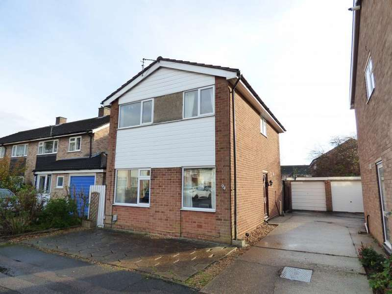 3 Bedrooms Detached House for sale in Kempston, Beds, MK42 7RL