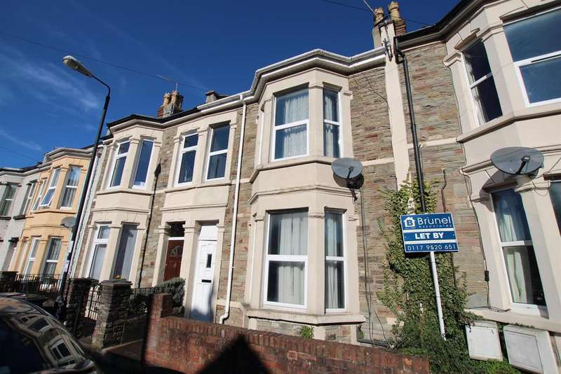 3 Bedrooms Terraced House for sale in Britannia Road, Easton, BS5
