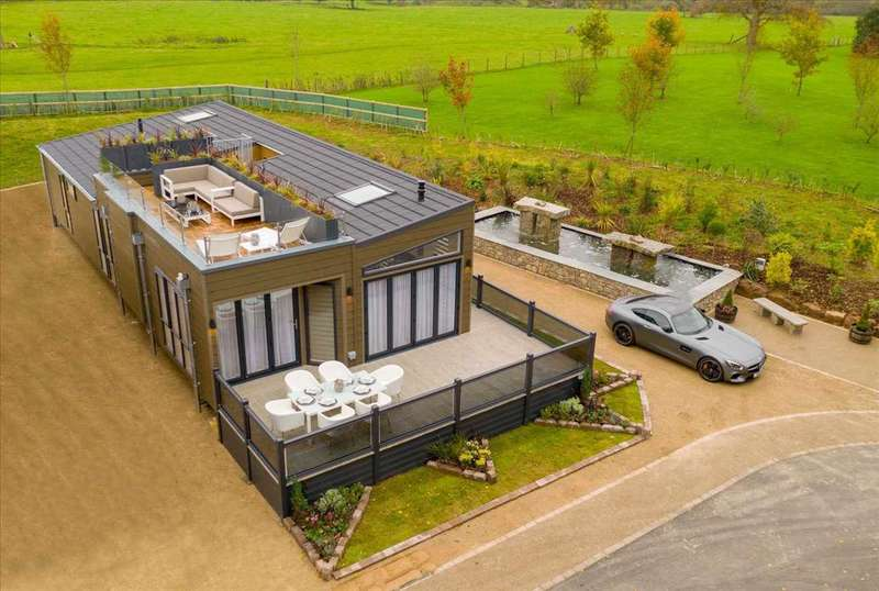 3 Bedrooms Park Home Mobile Home for sale in Aspire Nordica, At Plas Coch 5* Holiday Homes, Llanedwen