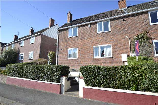 3 Bedrooms Semi Detached House for sale in Southwood Drive, Bristol, BS9 2QX
