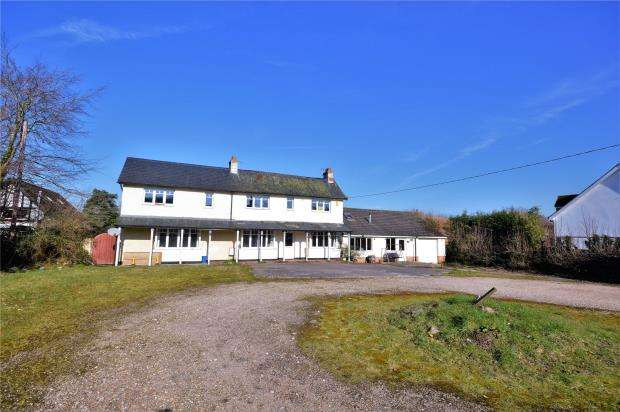 House for sale in Waterleat, Newton Poppleford, Sidmouth, Devon