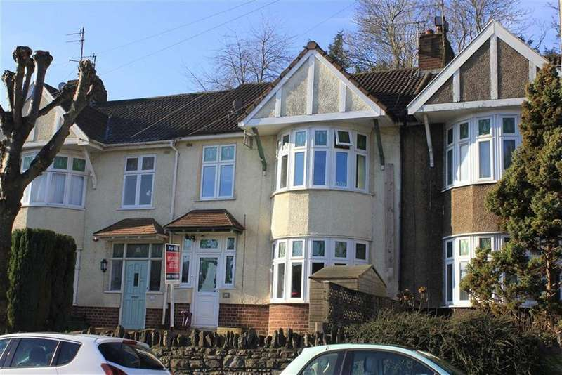3 Bedrooms Terraced House for sale in Cranbrook Road, Redland, Bristol