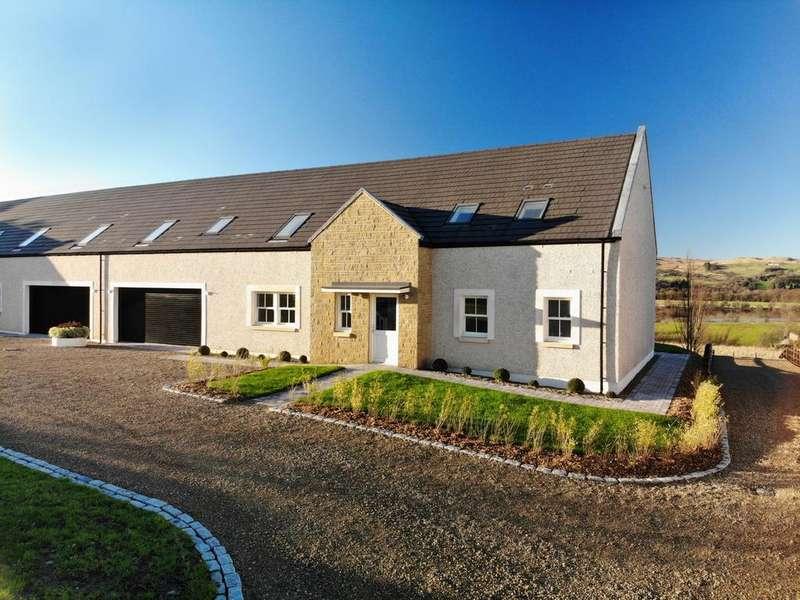 4 Bedrooms Semi Detached House for sale in Plot 4 The Meadows, Lochwinnoch, PA12 4JZ