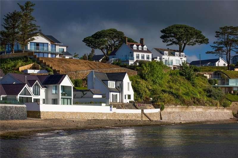 4 Bedrooms Detached House for sale in Lon Pont Morgan, Abersoch, Pwllheli, Gwynedd, LL53