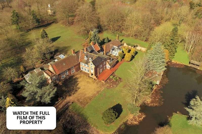 8 Bedrooms Manor House Character Property for sale in Weston Longville, Norwich