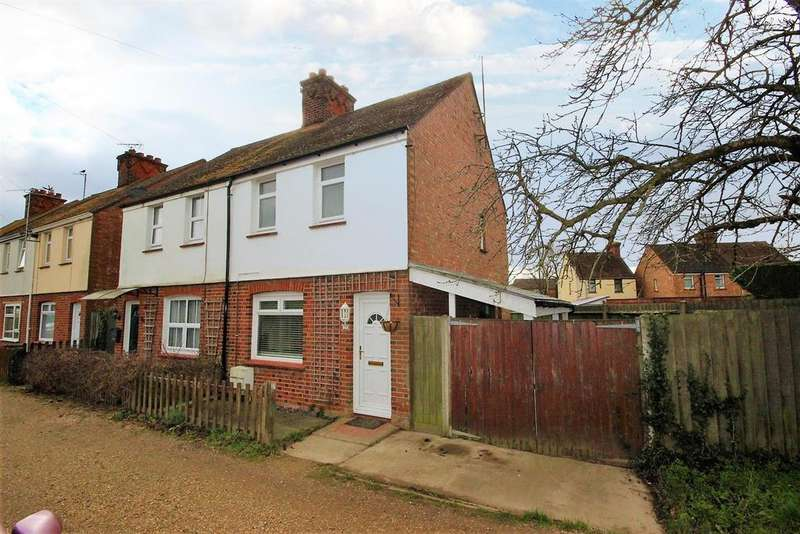 2 Bedrooms Semi Detached House for sale in George Street, Clapham