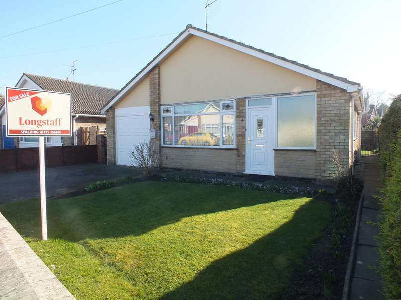 3 Bedrooms Detached Bungalow for sale in Carlton Close, Spalding
