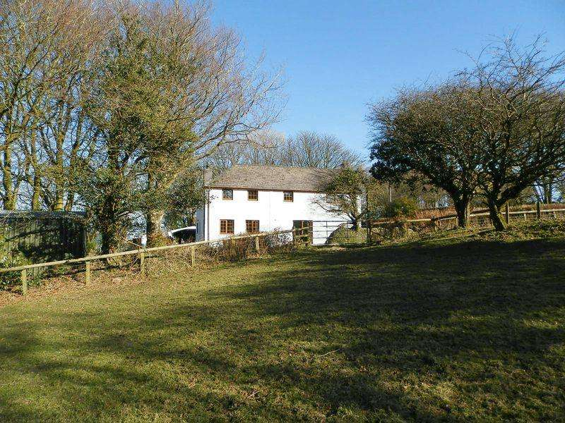 4 Bedrooms Equestrian Facility Character Property for sale in Bwlchygroes, Llanfyrnach