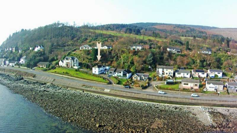 4 Bedrooms Detached House for sale in Shore Road, Argyll, PA23