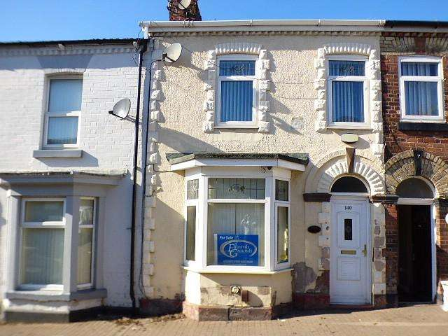2 Bedrooms House for sale in Mersey Road, Widnes