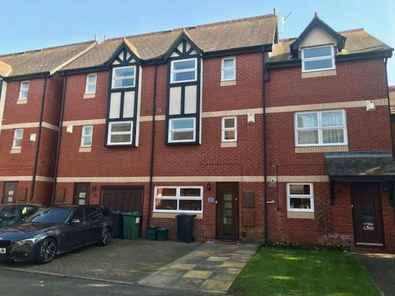 3 Bedrooms Town House for rent in Colleton Mews, St Leonards