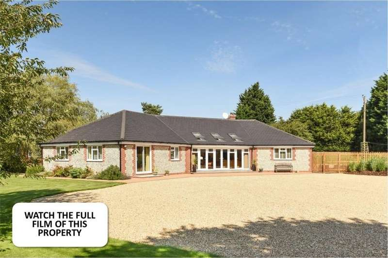 4 Bedrooms Detached Bungalow for sale in South Creake