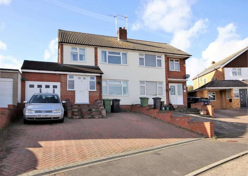 3 Bedrooms Semi Detached House for sale in Hoddesdon, Planning Granted to Further Extend