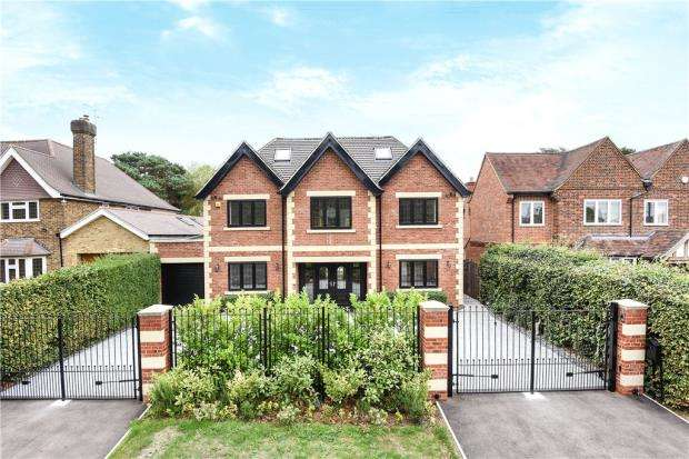 7 Bedrooms Detached House for sale in Rogers Lane, Stoke Poges