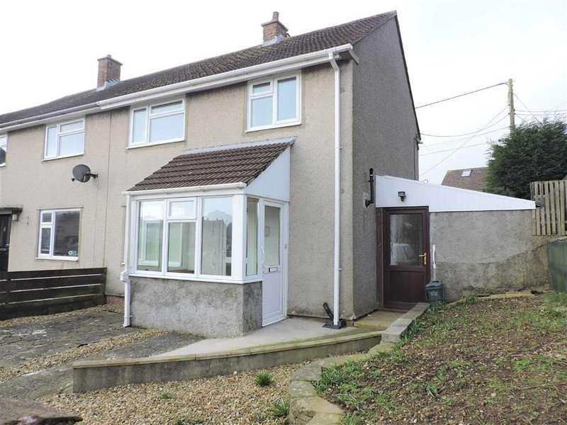3 Bedrooms End Of Terrace House for sale in Maesgrug, Stop And Call, Goodwick
