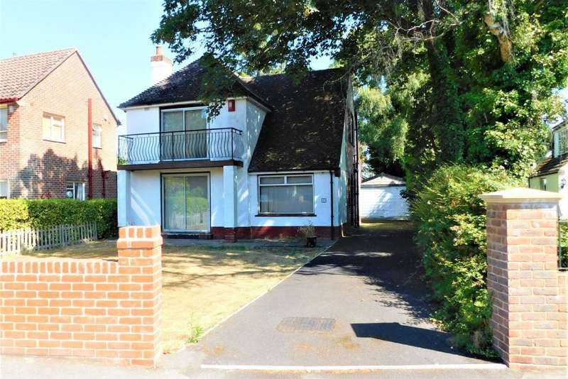 3 Bedrooms Detached House for sale in Branksea Avenue, Hamworthy, Poole, BH15