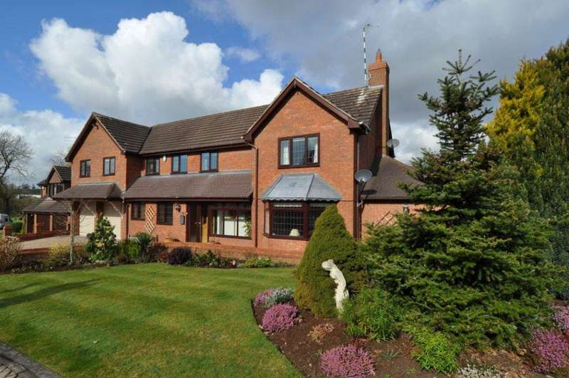 6 Bedrooms Detached House for sale in Hither Green Lane, Bordesley , Redditch, B98