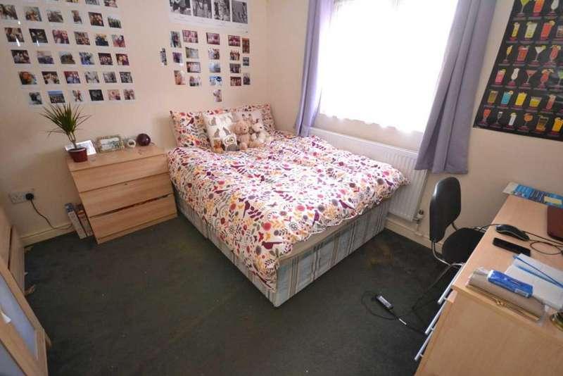 8 Bedrooms Terraced House for rent in Basingstoke Road, Reading, Berkshire, RG2 0ET