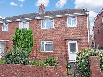 4 Bedrooms Semi Detached House for rent in Kingsway, Exeter - 105 per person 4 Bedroom STUDENT PROPERTY