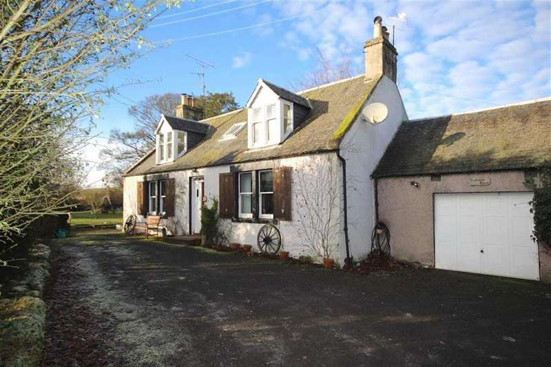 3 Bedrooms Link Detached House for sale in Trafalgar House, Collessie, Fife, KY15