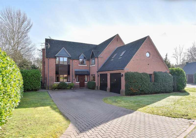 4 Bedrooms Detached House for sale in Enville