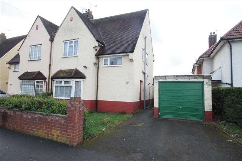 3 Bedrooms Semi Detached House for sale in St Andrews Way, Cippenham, Slough