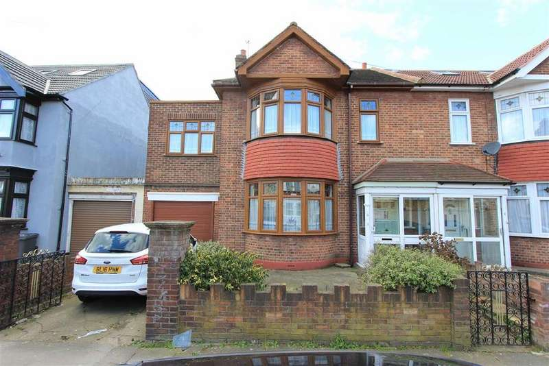 5 Bedrooms Semi Detached House for sale in Haslemere Road, Seven Kings, Essex, IG3