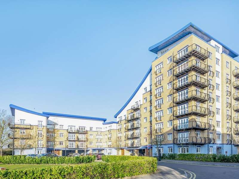 2 Bedrooms Apartment Flat for sale in Luscinia View, Napier Road, Reading, RG1