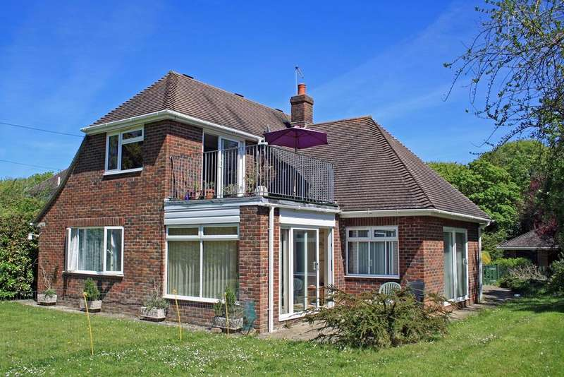 4 Bedrooms Detached House for sale in Lighthouse Road, Durlston, Swanage, BH19