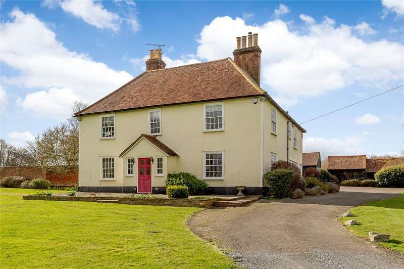 5 Bedrooms Detached House for sale in London Road, Stanford Rivers, Ongar, Essex, CM5