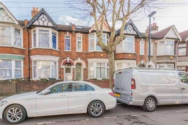 4 Bedrooms Terraced House for sale in Haldane Road, East Ham, London