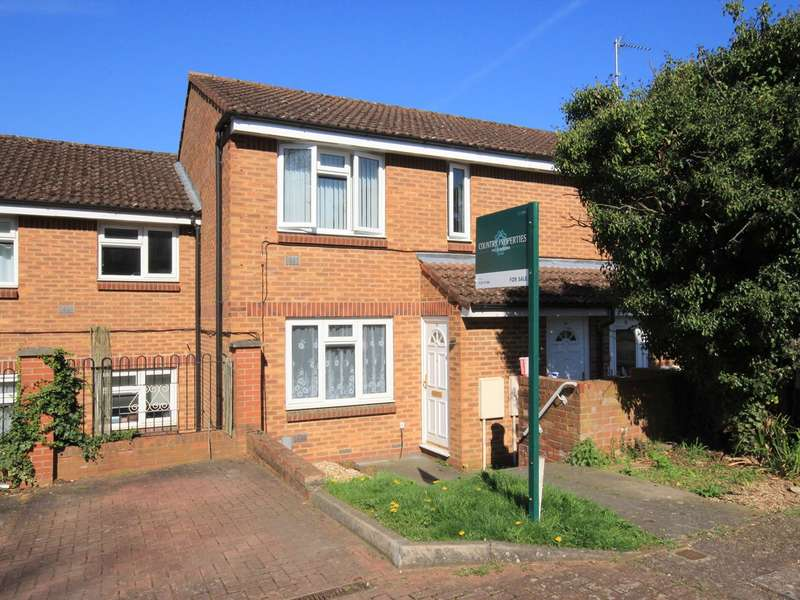1 Bedroom Maisonette Flat for sale in Lipscomb Drive, Flitwick, MK45