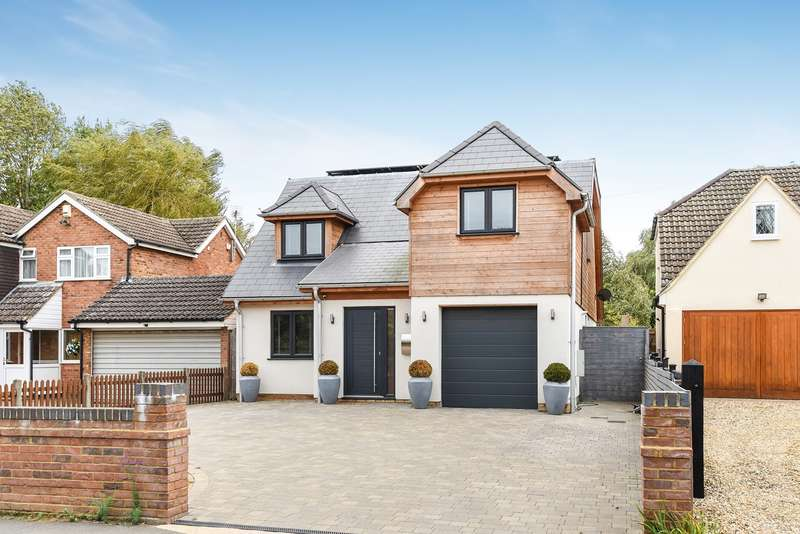 4 Bedrooms Detached House for sale in Mill Lane, Greenfield, MK45