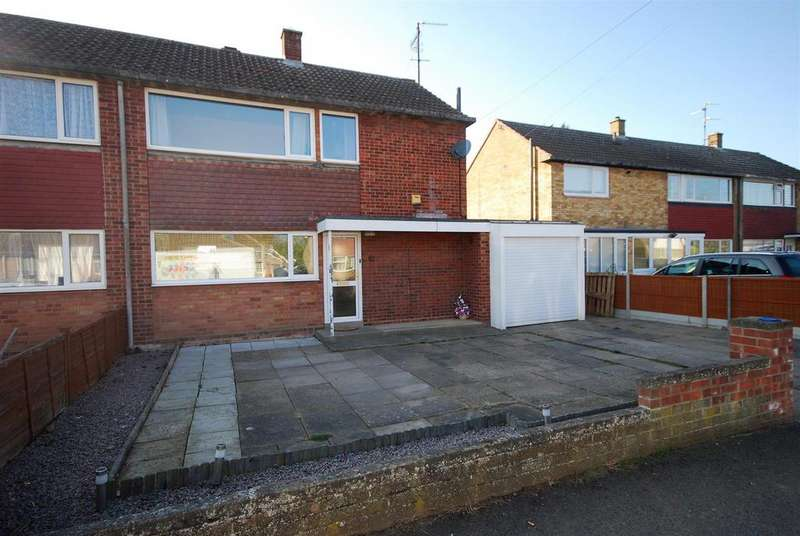 3 Bedrooms Semi Detached House for sale in Fennell Road, Pinchbeck, Spalding