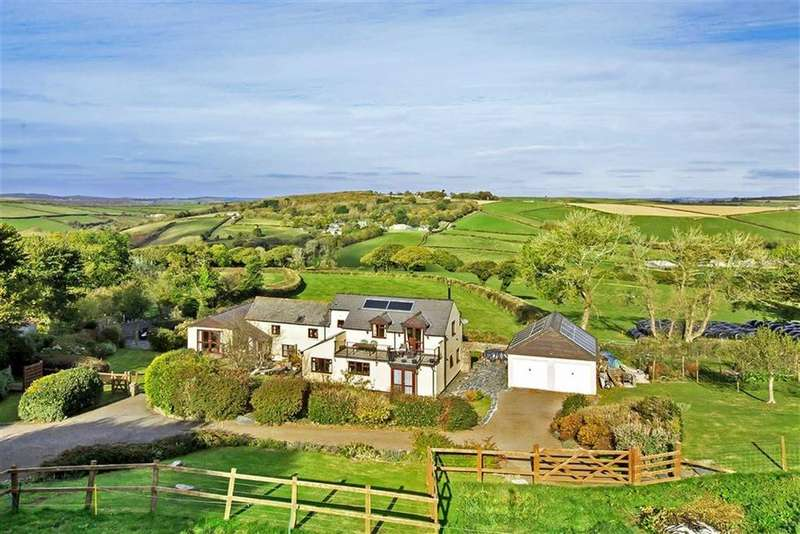6 Bedrooms Detached House for sale in Lanteglos Highway, Fowey, Cornwall, PL23